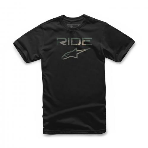 T-Shirt Alpinestars Ride 2.0 Camo