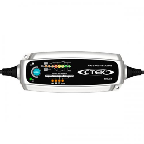 Battery Charger CTEK MXS 5.0