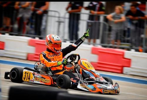 CRG Sparco Team Overall