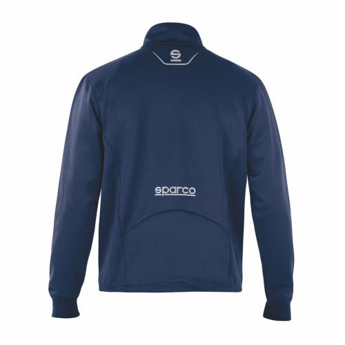 Zipped Sweater Phoenix Blue