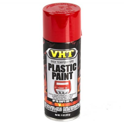 Spray paint VHT Plastic Red