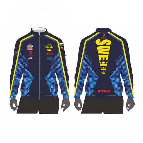 Sweater med dragkedja Rotax Max Grand Finals Portimao