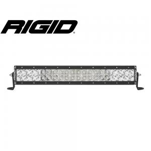 Rigid E-Series Pro Flood/Spot Combo 20-tum LED-ramp