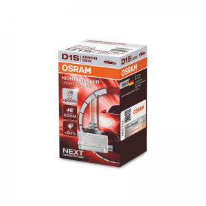 D1S 35W Osram Night Breaker Laser Xenarc 1-pack 12-24V