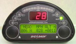 DigiDash2 Digital Dash Display
