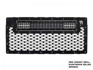 Rigid Industries Jeep Wrangler JK 07- LED-Grill