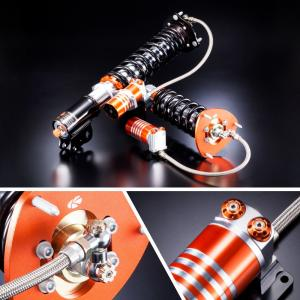 K-sport Racing Coilovers Pro Racing Grus/Snö