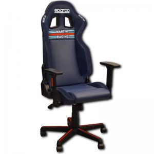 Sparco Martini Racing Kontorsstol / Gamingstol
