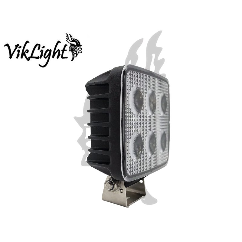 VikLight Vega LED-Arbetslampa 35W IP68