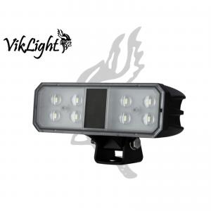 VikLight Orbit LED Arbetslampa / Backljus (E-märkt)