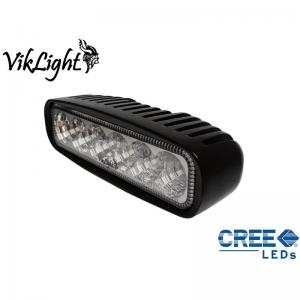 VikLight 18W LED Backljus E-märkt