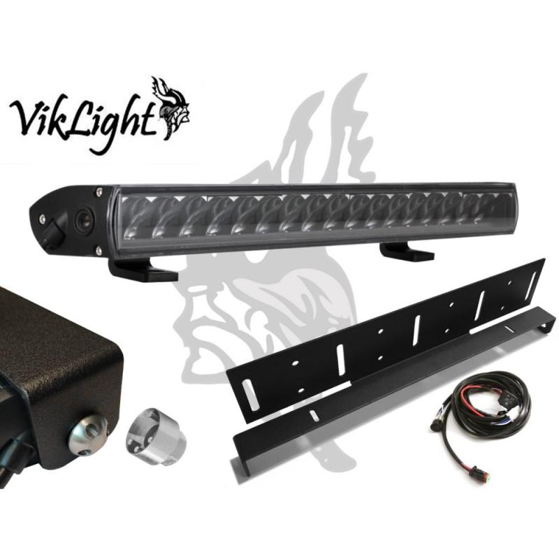 Extraljuspaket VikLight Ymer 20-tum LED-ramp