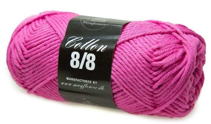 Mayflower Cotton 8/8