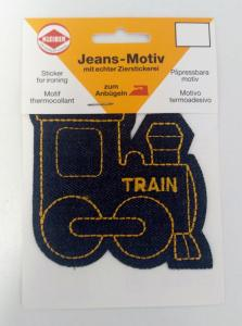 Kleiber Jeans-Motiv