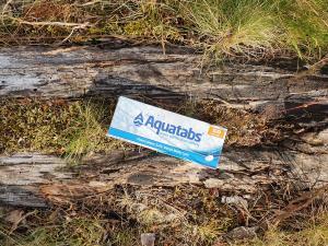 Aquatabs Vattenreningstabletter 50 Stycken