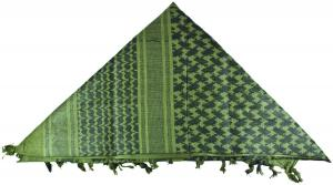 BCB Shemagh Militärgrön