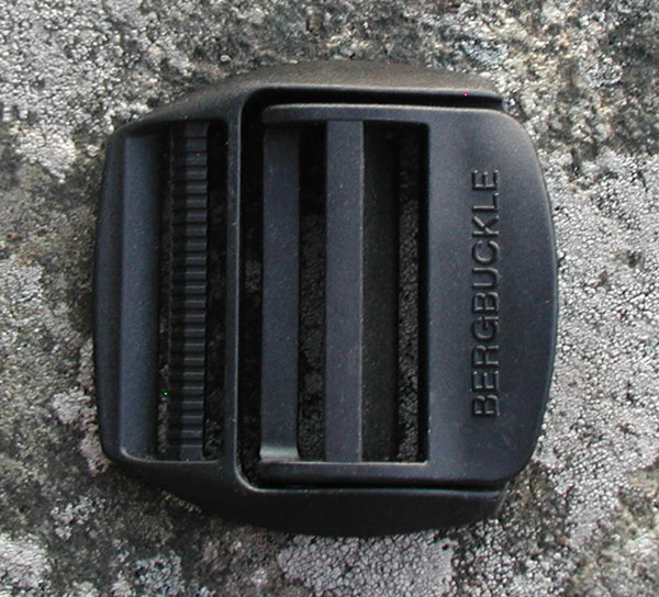 Berghaus Bergbuckle 50 mm Bandstramare