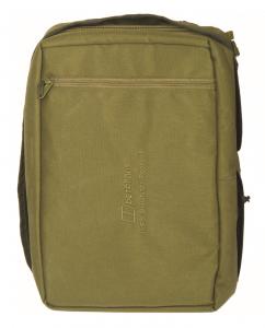 Berghaus Organiser Plus Pocket MMPS Olivgrön
