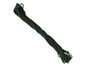 Snöre Bomull Olivgrön 3 mm 20 Meter