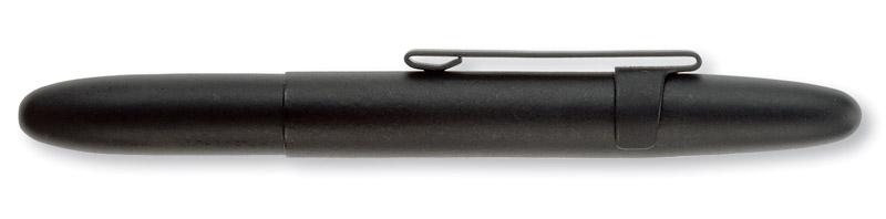 Fisher Bullet Space Pen Med Clips Mattsvart