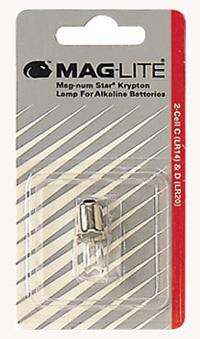 Extra Glödlampa Maglite D3