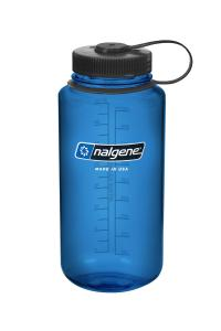 Nalgene Wide-Mouth Bottle 1 L Blå