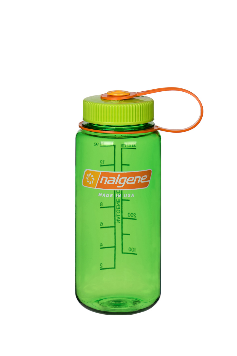 Nalgene Wide-Mouth Bottle 0,5 L Melon Ball