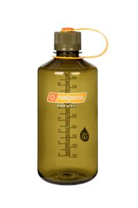 Nalgene Narrow-Mouth Bottle 1 L Olive
