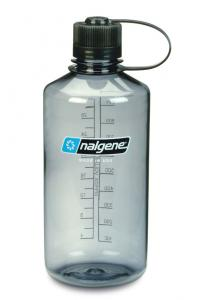 Nalgene Narrow-Mouth Tritan Bottle 1 L Grå