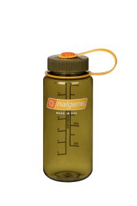 Nalgene Wide-Mouth Bottle 0,5 L Olive ​