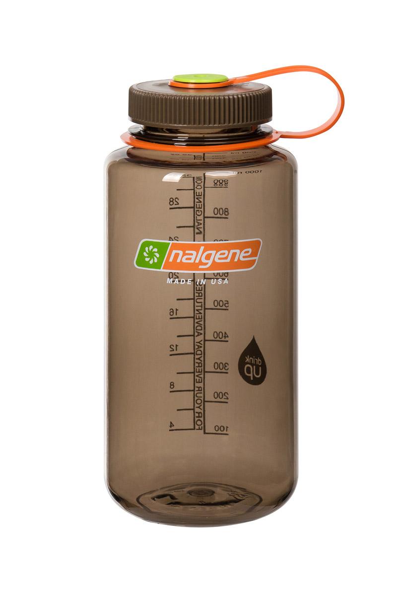 Nalgene Wide-Mouth Bottle 1 L Woodsman 