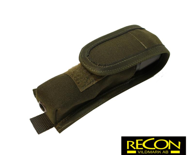 Recon Ficklampsfodral Medium