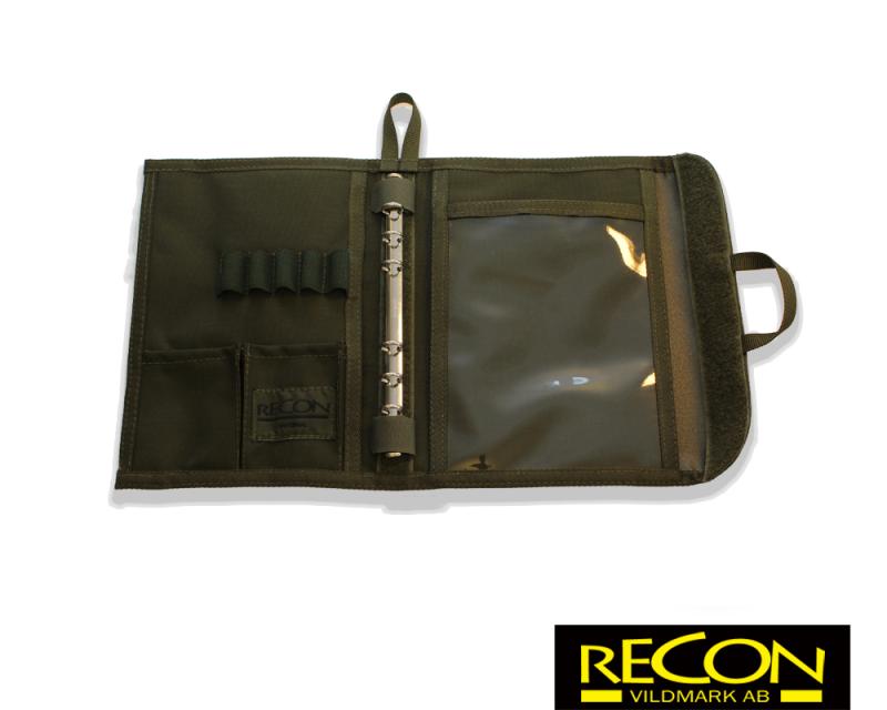 Recon Kartfodral 2012 Militärgrön