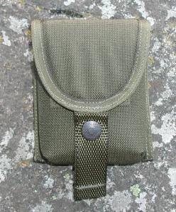 Recon Kompassfodral Militärgrön