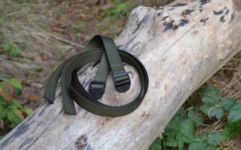 Recon Packremmar Militärgrön 120 cm 2 Pack