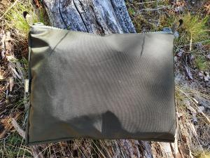 Recon Universalfodral Dragkedja 30 cm Militärgrön