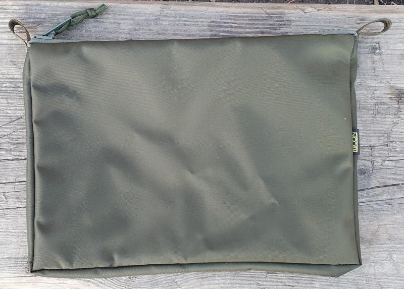 Recon Universalfodral Dragkedja 31 cm Militärgrön