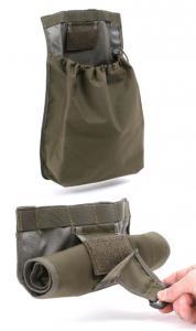 Snigel Design Magdumpficka 2004 Militärgrön