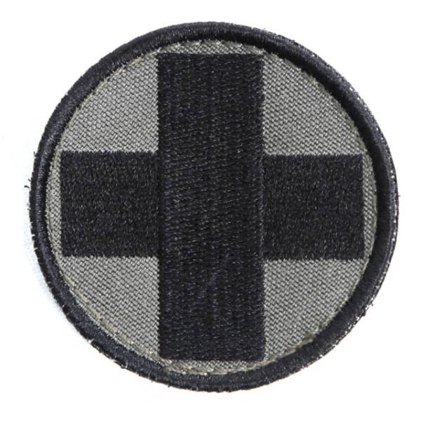 Snigel Sjukvårdsmärke Svart/Grå