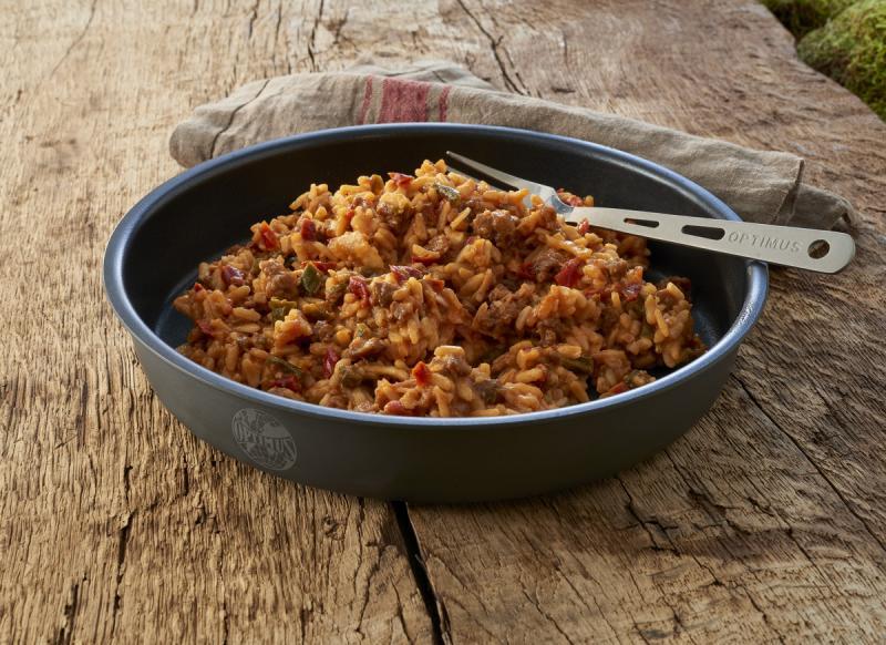 Trek'N Eat Balkan Risotto