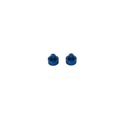 Aluminum Shock Caps Pairs (Blue)