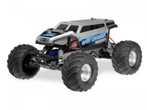 Illuzion - E-Stampede - Gate Crasher Monster Truck