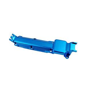 Aluminum Center Skid Plate (Blue)