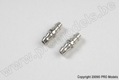Fuel Tubing Coupler Ø2mm (2pcs)