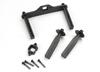 Body mount posts, front (2)/ body mount, rear/