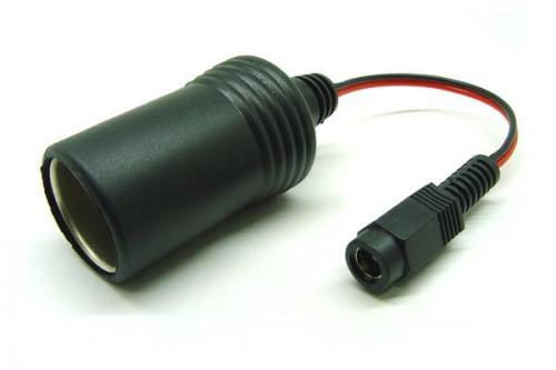 Adapter DC/Ciggkontakt