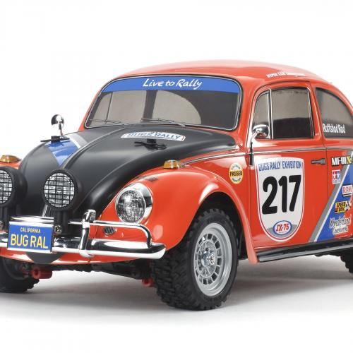 Tamiya RC VOLKSWAGEN BEETLE RALLY