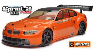 HPI SPRINT 2 FLUX BMW M3 GTS