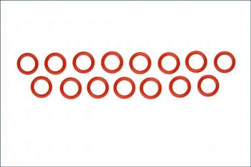 O-ring P4.5, orange, tunn