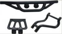 Front rear bumper